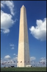 The Monumental Shaft of Washington