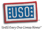 www.USO.org - Proudly serving the men and women who serve our country